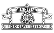 Logo, Gjennestad Snekkerverksted AS